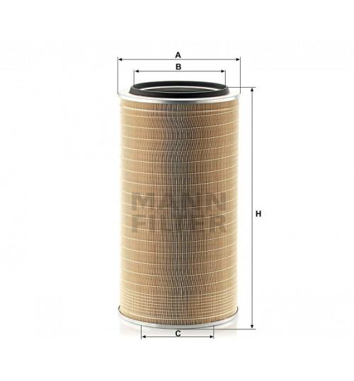 Filtro Mann Filter C17308
