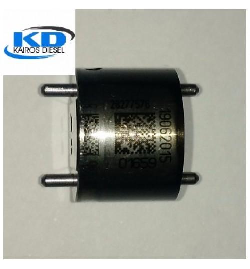 Conjunto de Válvula 28277576 para Bico Injetor Delphi 33800-4A710 Hyundai HR Kia K2500