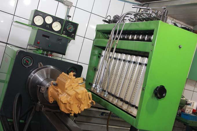 Manutenção para Geradores a Diesel
