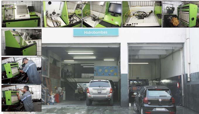 Oficina Especializada em Pré-Inspeção para Veículos a Diesel